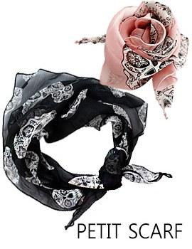 1021068 - <FI055-K2> Skull petit scarf