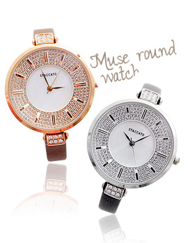 229322 - <WC051-BE13> muse round watches