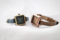 224989 - <WC018-S> Vintage square watches