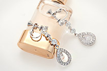 226278 - <PC084-S> [Out of stock] [clip type] tear drop earrings
