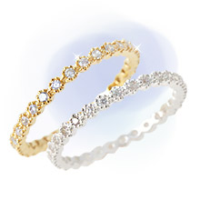 227991 - <SL367-S> [Immediate out of stock] [Silver] pureness ring