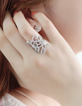 228129 - <RI110-S> collar bright ring