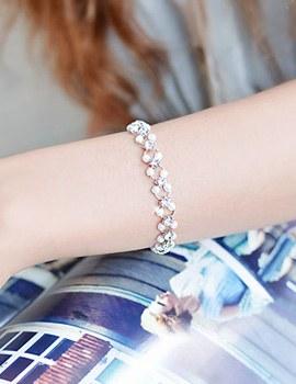 229030 - <BC017-HA23> Elle pearl bracelet
