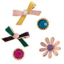 229700 - <ER467-CE24> Ladies courtesy earrings