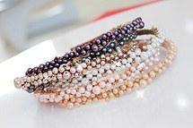 229874 - <HA058-EA07> Hera pearl hairband