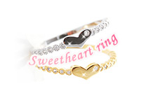 230007 - <RI141-JA03> [little finger for both] sweet heart ring