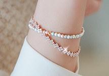 230174 - <BC049-HA23> El Doras cubic bracelet