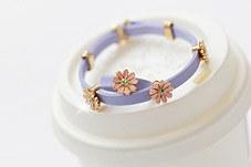 230856 - <JS102-IH12> [bracelet + ring] Private Flower set