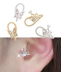 231932 - <EC030-CA07> petit tragus ear cuff