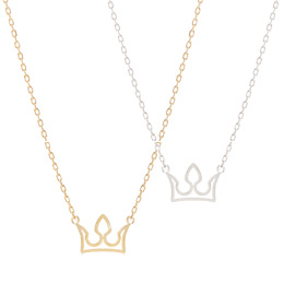 231989 - <SL258-S> [Immediate out of stock] [Silver] lauren tiara necklace