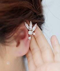 233006 - <EC077-CA10> Chalong dote ear cuff