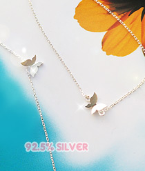 233078 - <SL039-S> [Immediate out of stock] [Silver] sweet holic bracelet
