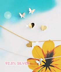 233079 - <SL161-BD07> [3bell set] [Silver] sweet holic set