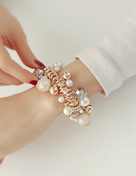 233139 - <JS025-IH04> glam point bracelet