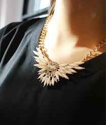233452 - <NE067-BB07> Camille necklace