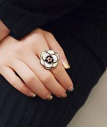 233462 - <RI182-S> Coco lady ring