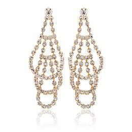 233609 - <ER488-DI15> dressy mood earrings