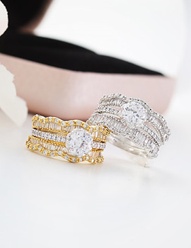 236862 - <RI306- S> deluxe edition ring