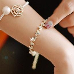 237076 - <BC239-IG06> fairy queen bracelet