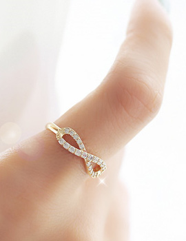 237762 - <RI335-JJ05> joanna ribbon ring