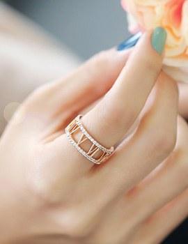 237775 - <RI336-JI05> Roman number ring