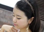 14489 - <HA110-FA08> [Hairpin headband] Rapunzel hairband