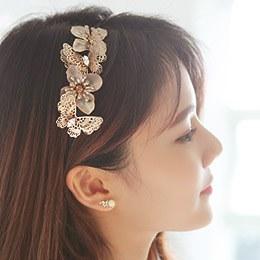 887114 - <HA346-FA01> harmonious hairband