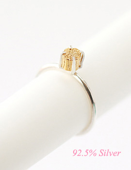 1020532 - <RI419-S> [SOLD OUT imminent] [Silver] vonin ring