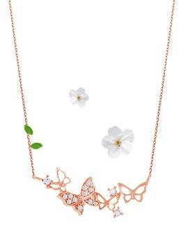 1020597 - <NE202-IH20> honey garden necklace