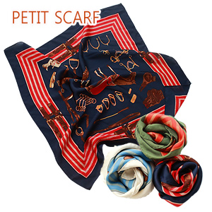 1021007 - <FI054-K> [Out of stock] riding petit scarf
