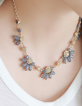 1021331 - <NE203-S> [Immediate out of stock] necklace pore