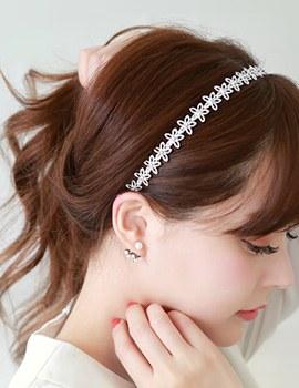 1043309 - <HA369-EG02> romantic Flower hairband