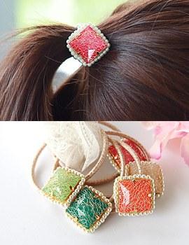 1043367 - <HA377-H7> sugar candy ponytail