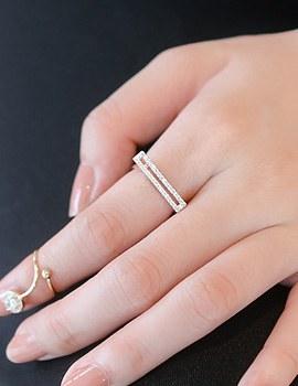 1043598 - <RI452-AC09> Weave stick ring