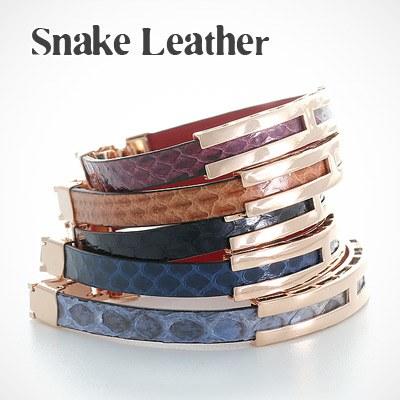 1043772 - <BC439-HA22> H leather bracelet