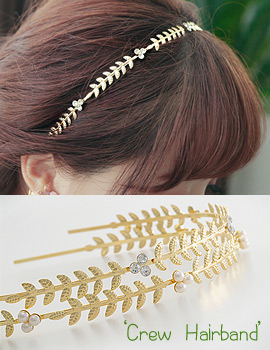 1043811 - <HA407-H4> Crew hairband