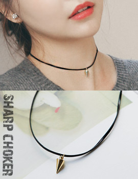 1043814 - <NE249-BC01> Choker necklace