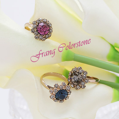 1043858 - <RI485-JC19> frang Color stone ring