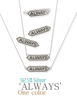 1043901 - <JS178-BE07> [4 set] [Silver] Always set