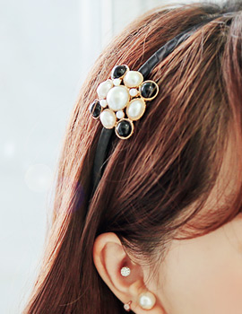 1043921 - <HA418-EG08> Elysee hairband