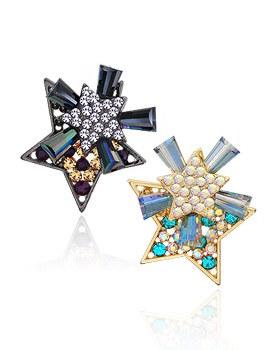1044022 - <ER895_GE25> starlight twinkle earrings