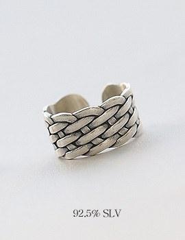 1044119 - <RI526_B> [Silver] astral ring
