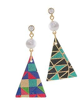 1044149 - <ER936_CD20> [Same-Day Shipping] twinkle Patterns earrings