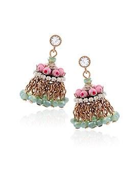 1044178 - <ER945_DK22> [handmade] [Silver Post] sparkling earrings