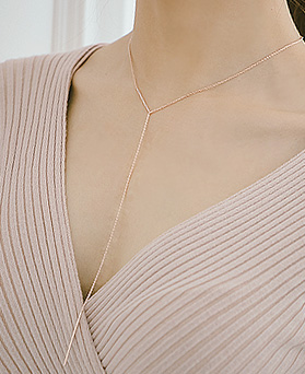 1044350 - <NE301_S> McQueen necklace