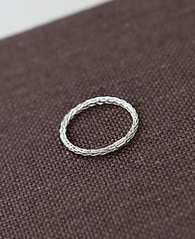 1044352 - <RI564_S> [Same day shipping] [Silver] Midnight ring
