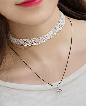1044353 - <NE303_BB00> Lori choker necklace