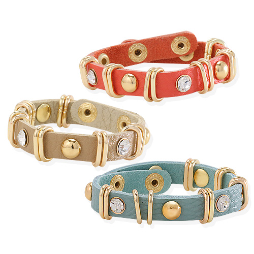 1044412 - <BC519_S> girls on top bracelet