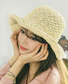 1044486 - <FI086_K2> Oble straw hat