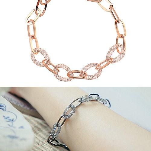 1044523 - <BC546_HH06> Friend chain bracelet